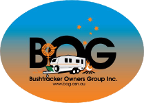 Bushtracker Owners Group Logo