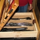 Cutlery Drawer, Top Open