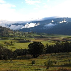 High Country - Corryong to Omeo