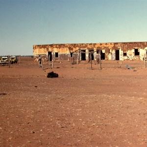 JC Hotel Ruins