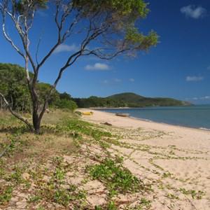 Beach at Punsand Bay Resort