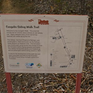 Congelin Campground