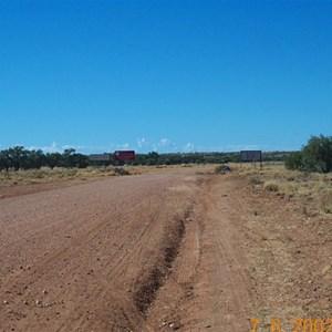 Plenty Highway, NT-QLD Border