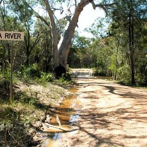 Noosa River, Cooloola Way