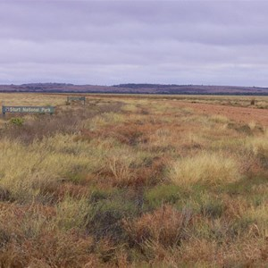 Sturt National Park, eastern end.