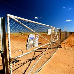 The Dog Fence - Warri Gate