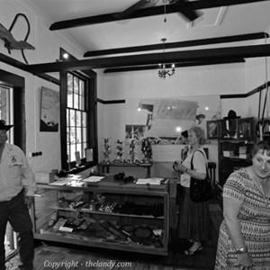 Richard & Leah, Hancock's Store, Murringo