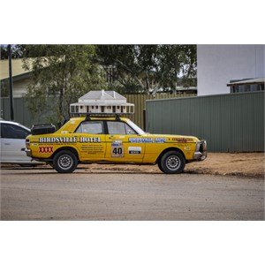 Birdsville Rally Icon