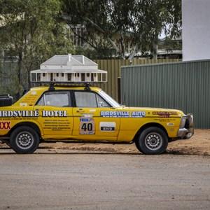Birdsville Rally Icon