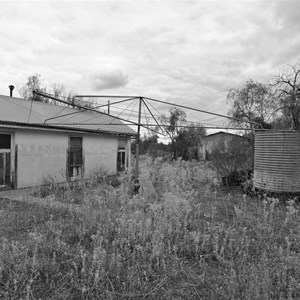 The Old Homestead - Trilby Station