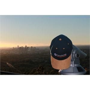 Overlooking Brisbane