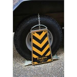Wheel Clamp - Scorpion  $390