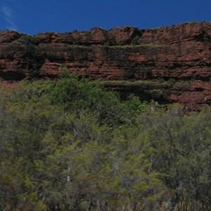 Cliffs at T/O
