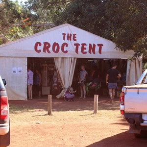 The latest version of the Croc Tent