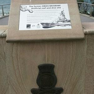 HMAS Brisbane Memorial