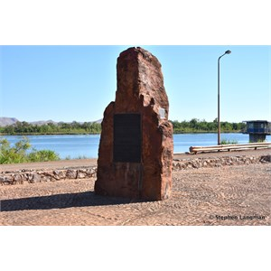 Ord River Diversion Dam