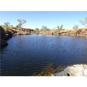 Rooney Creek Pool