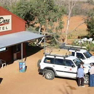 Mt Dare Pub