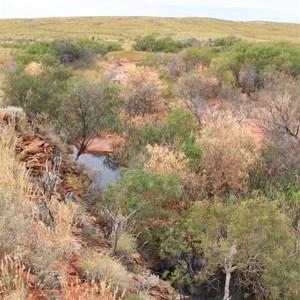 Nicker Creek