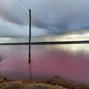 Pink Lake Lookout