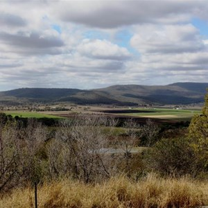View of the Lockyer Valley