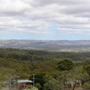 View from Cunninghams Rise