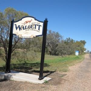 Walgett welcome