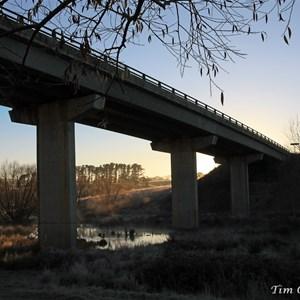 Burbong Bridge, Kings Highway