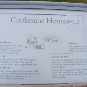 Coolamine Homestead info