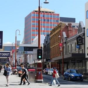 Elizabeth Street, Hobart
