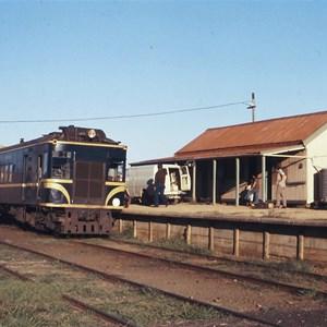 Cathkin Junction (historic photo)