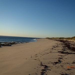 Warroora beach