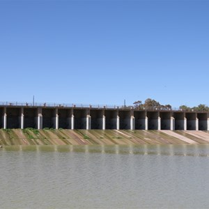 The 15 inlet spillway from Copi Hollow