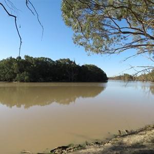 A full lake - Sept 2020