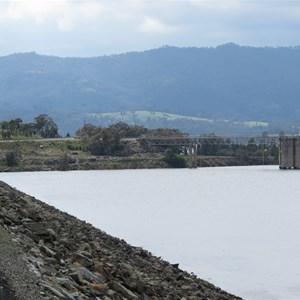 Irrigation supply intake tower