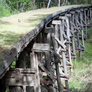 Boggy Creek bridge