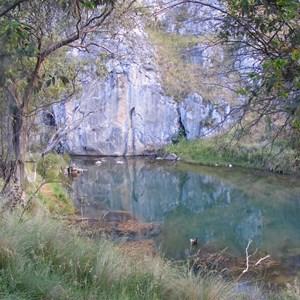 The Blue Waterhole