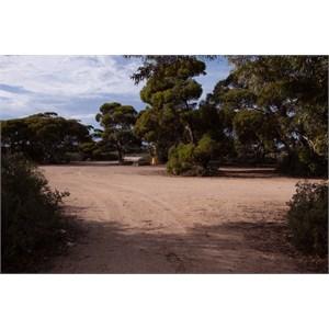 Jillah Rockhole Rest Area
