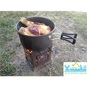 Little Chicken Firebox
