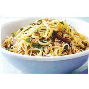 Chilli Tuna & Lemon Linguine